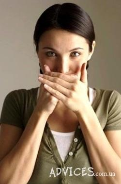 советы запах изо рта